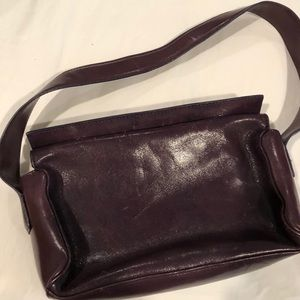 Beautiful Purple Hobo Intl Shoulder Bag - New